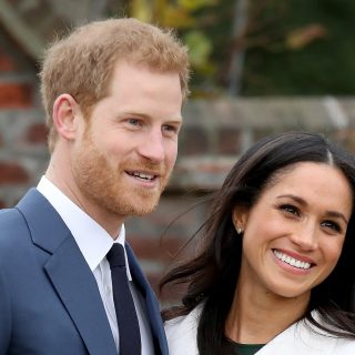 Il regalo romantico di Harry a Meghan