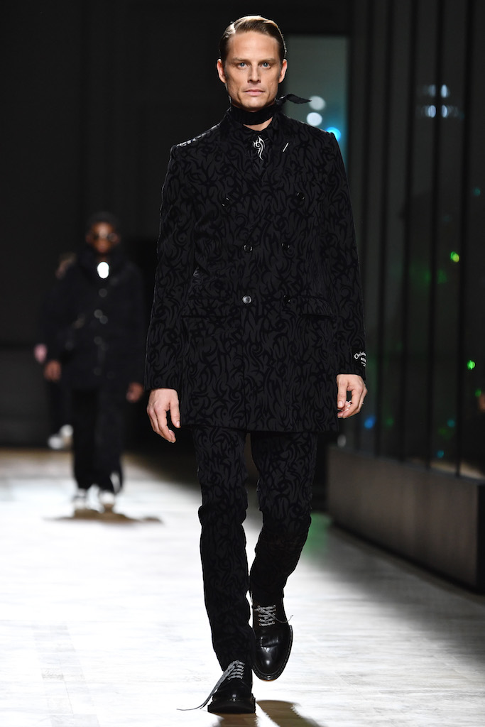 Dior Homme, sfilata Autunno-Inverno 2018/19, le foto