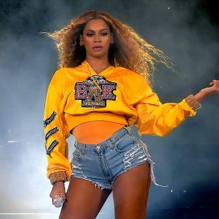 Beyoncé, regina di Coachella