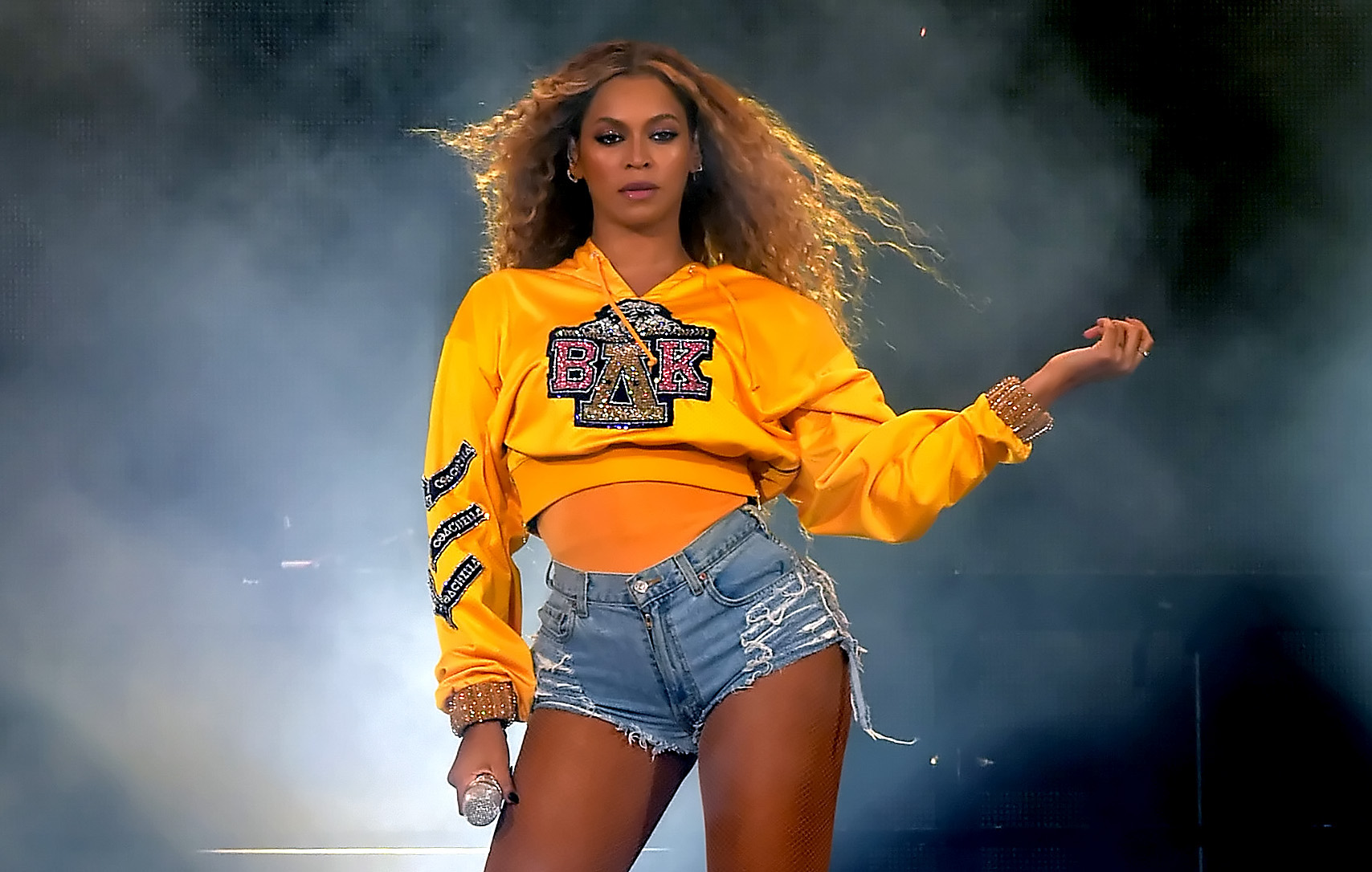 Il nuovo film di Beyoncé su Netflix