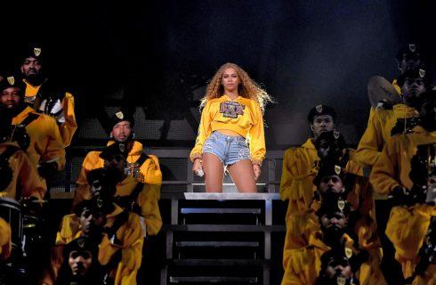 Il beauty look di Beyoncé al Coachella Festival 2018