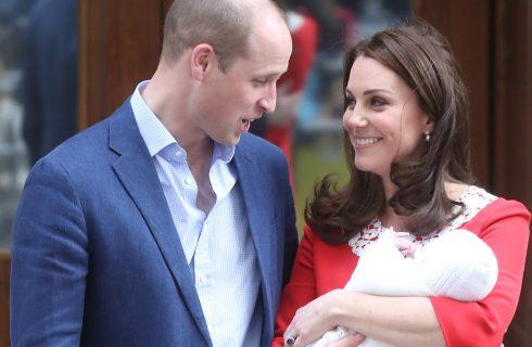 È nato il terzo Royal Baby ed è un maschietto