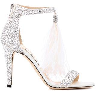 8 sandali per la sposa perfetta