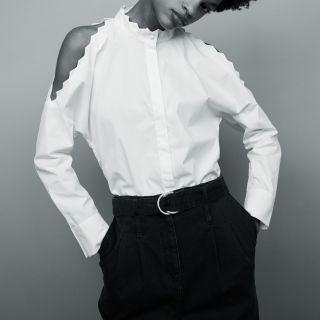 Camicia bianca: 5 modelli per la primavera