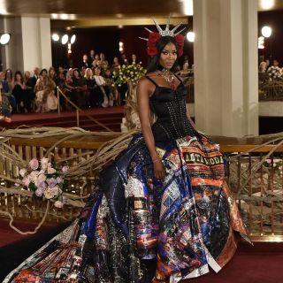 La sfilata Dolce & Gabbana Alta Moda a NYC