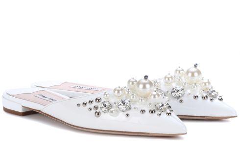5 ciabatte da sposa eleganti