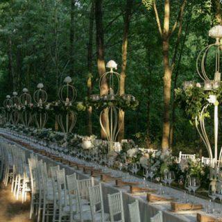 Matrimonio nel bosco: 5 location d'atmosfera