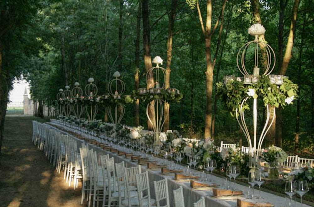 Matrimonio nel bosco: 5 location d'atmosfera