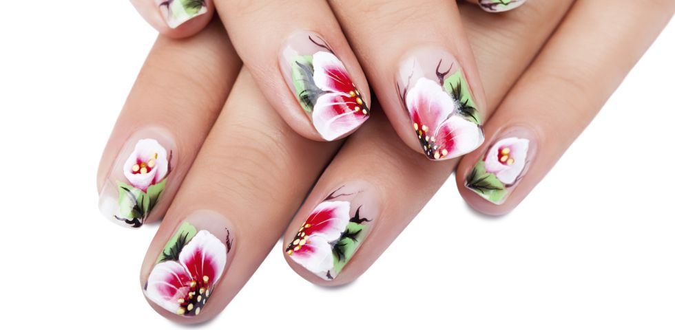 Disegni unghie trend e consigli primavera estate 2018 - Immagini estive a colori ...