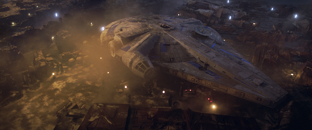 Solo: A Star Wars Story, le foto del film