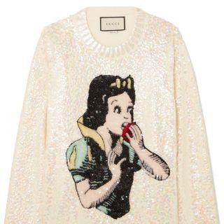 Wishlist: il maglione Biancaneve di Gucci