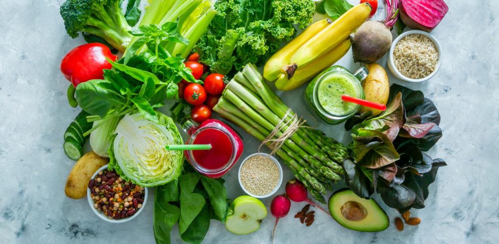 Dieta alcalina: consigli, alimenti da privilegiare e menu