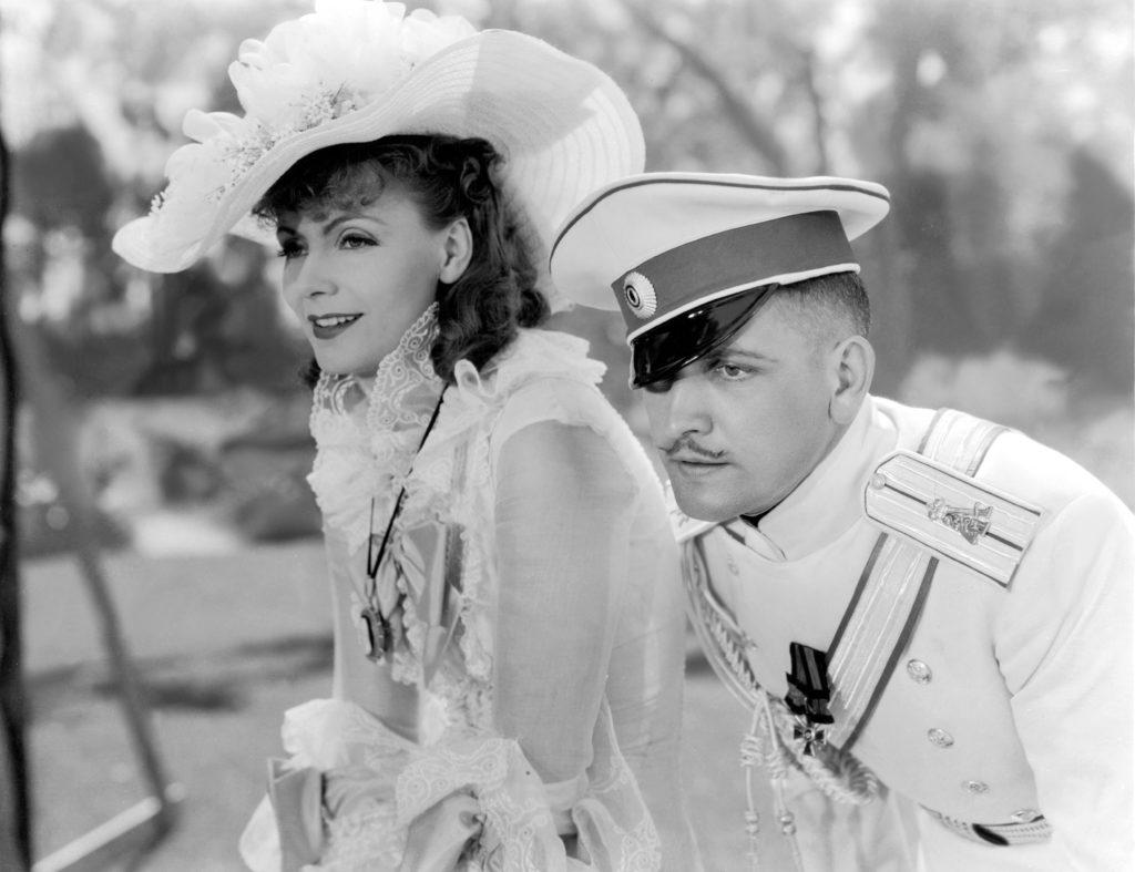 Greta Garbo e Fredric March