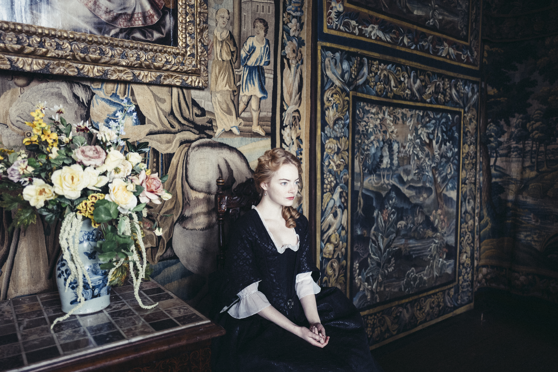 Emma Stone è Abigail Hill