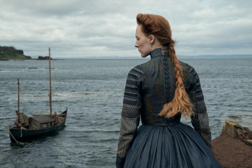 Saoirse Ronan è Maria Stuarda