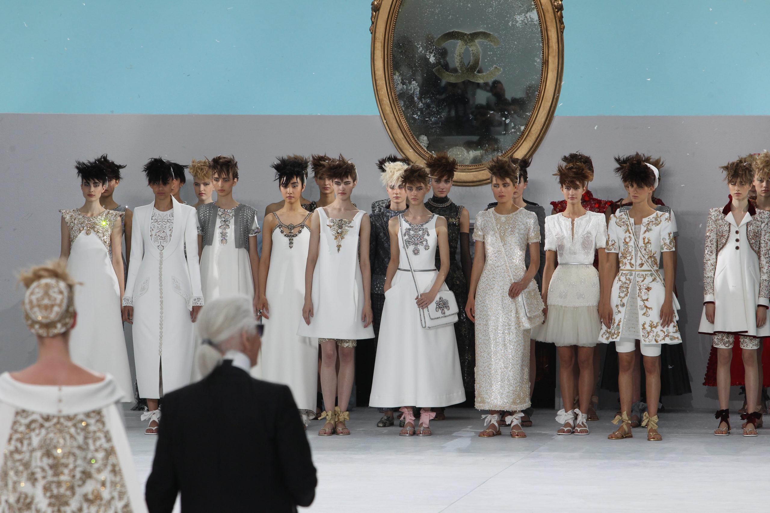 Chanel Haute couture 2014-2015