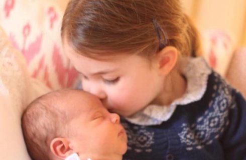 Terzo Royal Baby: i primi (teneri) scatti di mamma Kate