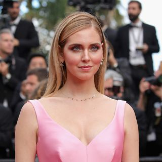 Il beauty look di Chiara Ferragni
