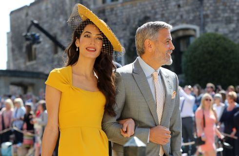 Royal wedding: i look degli invitati