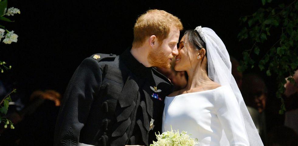 Matrimonio Harry In Tv : Il padre di meghan markle vende alla tv inglese un
