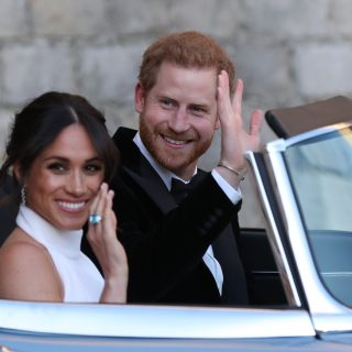 Royal wedding: il party serale per Meghan e Harry