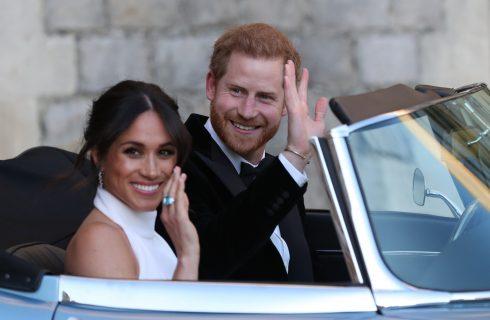Meghan Markle e il principe Harry: la festa per il matrimonio dell'anno