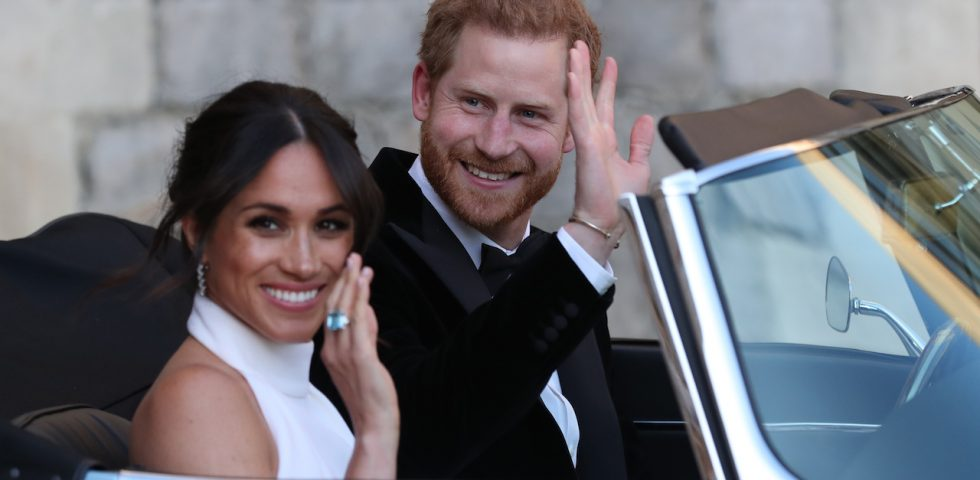 Harry E Meghan Markle Si Trasferiscono A Kensington Palace