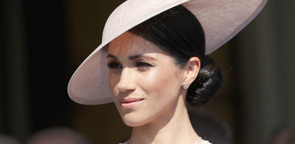 Meghan Markle salirà a bordo del Royal Train