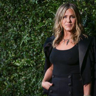 Il beauty look di Jennifer Aniston