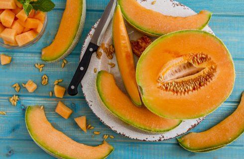 Dimagrire e depurarsi con la dieta del melone