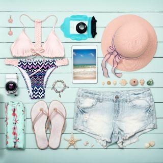 Gli accessori da mare più trendy dell'estate