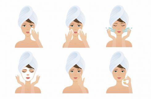Beauty routine: per l'idratazione della pelle di viso e corpo
