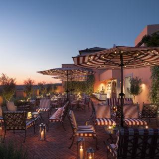 10 Roof Garden a Roma per un aperitivo con panorama