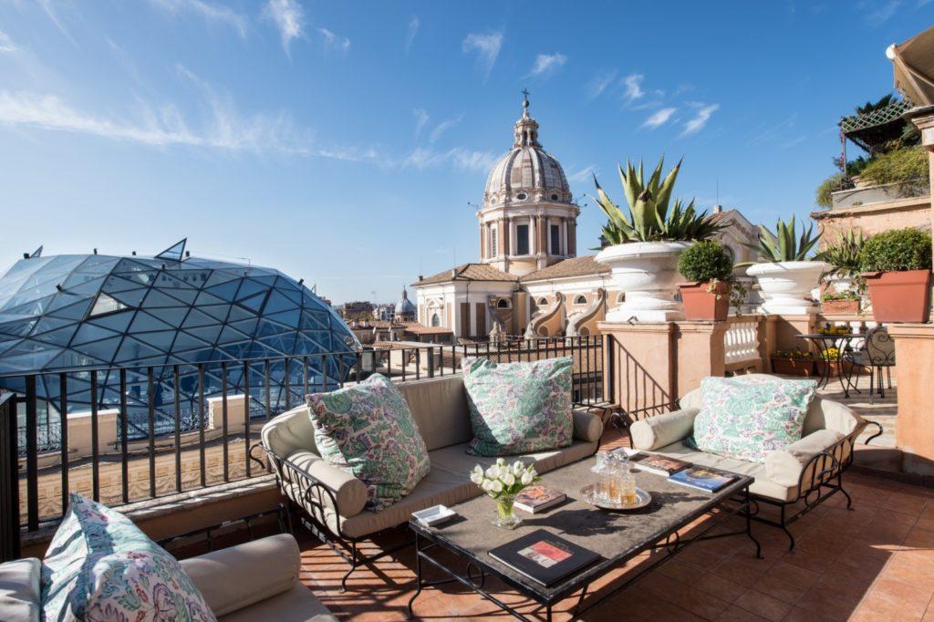Roof Garden Roma 10 Terrazze Per L Aperitivo 2019 Diredonna