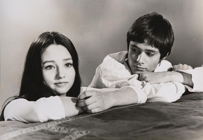 Romeo e Giulietta di Zeffirelli in mostra a Pienza per i 50 anni del film, le foto