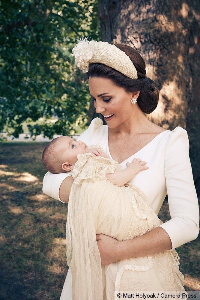 Il Principe Louis compie 1 anno