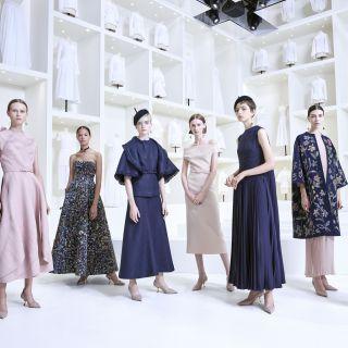 Dior in equilibrio tra archivio e artigianato