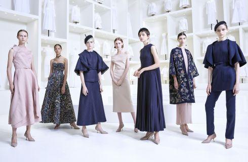 Christian Dior Haute Couture Autunno-Inverno 2018/19