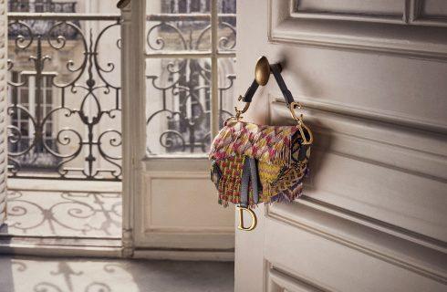 Dior Saddle bag: la nuova versione firmata Maria Grazia Chiuri