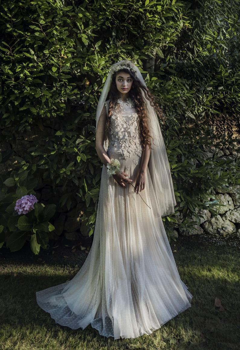 Abiti da sposa Elisabetta Delogu collezione 2019, le foto