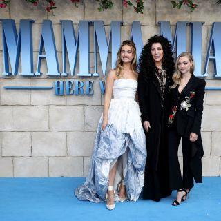 Mamma Mia! Here We Go Again: il red carpet a Londra