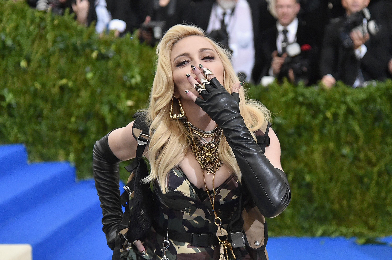 Madonna confessa: