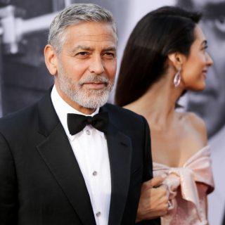 Spavento per George Clooney vittima di un incidente