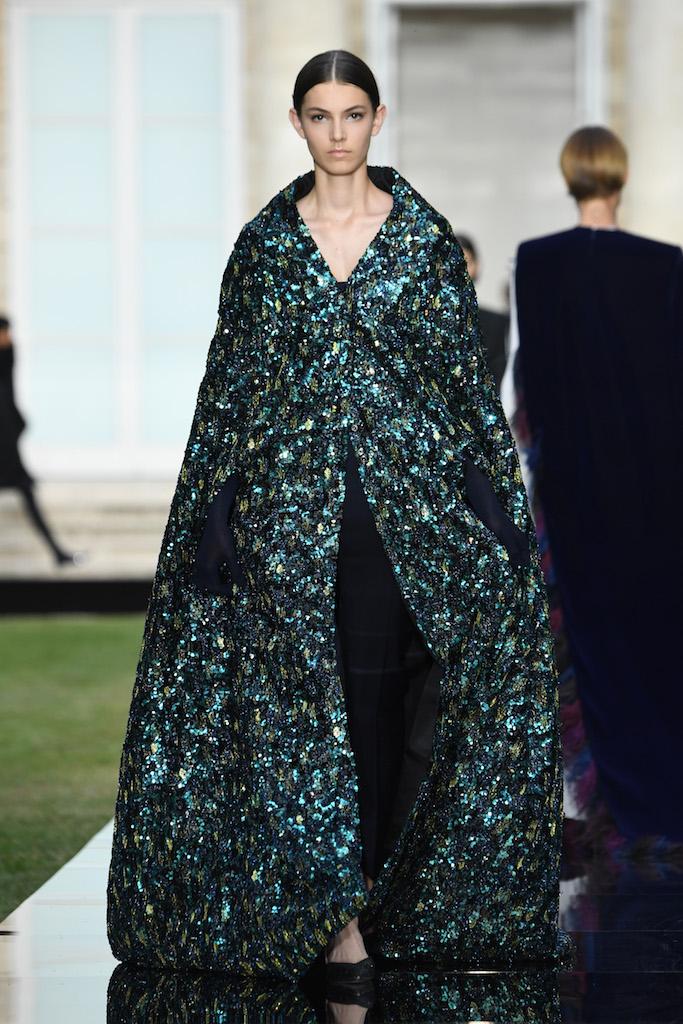 Givenchy Haute Couture Autunno-Inverno 2018/19, le foto