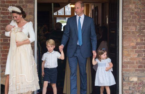 Perché Kate Middleton indossa sempre il color crema per il battesimo dei figli