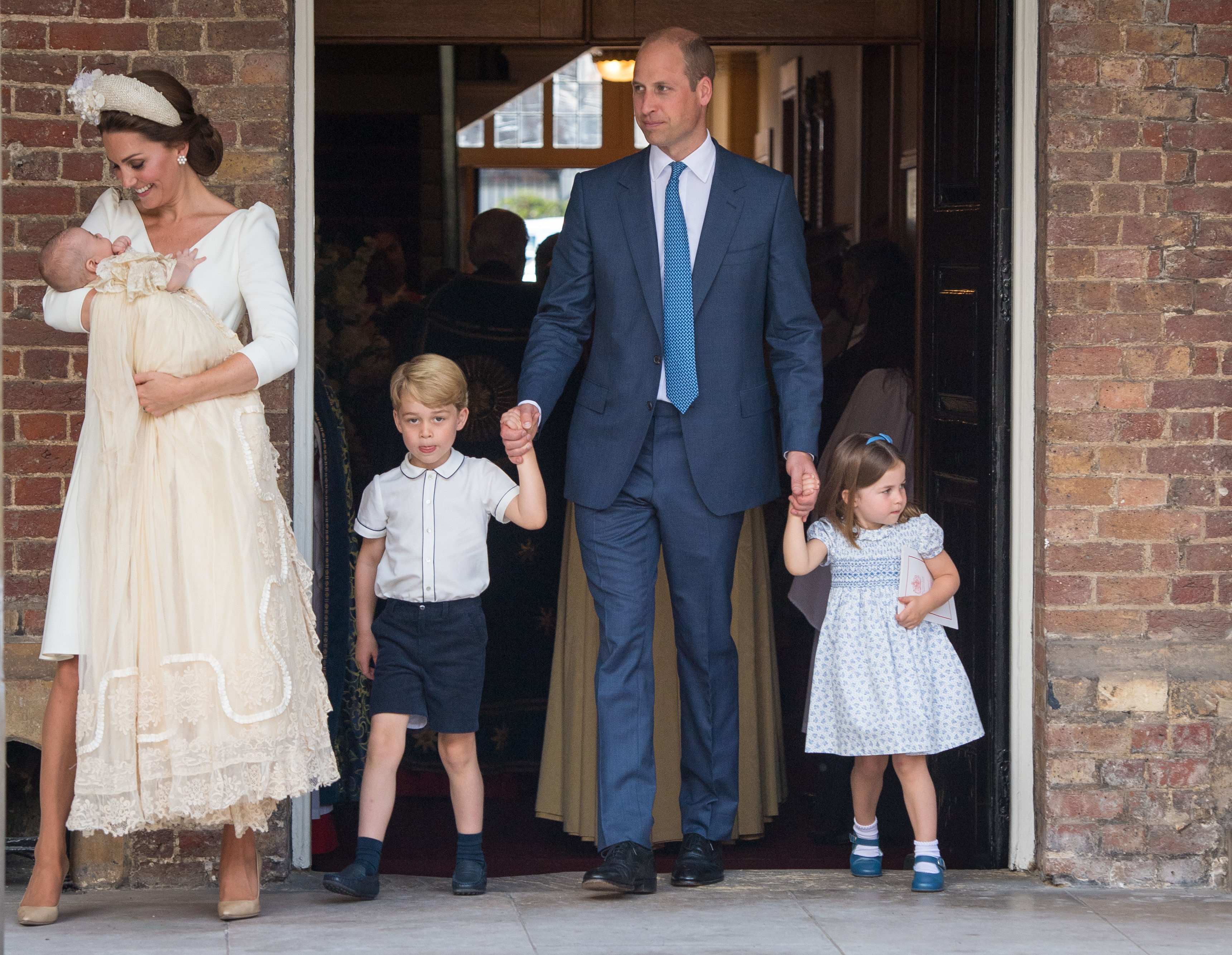 Perché Kate Middleton indossa sempre il color crema