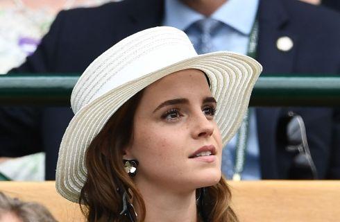 Come copiare il look di Emma Watson a Wimbledon 2018