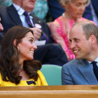 Kate Middleton in D&G a Wimbledon