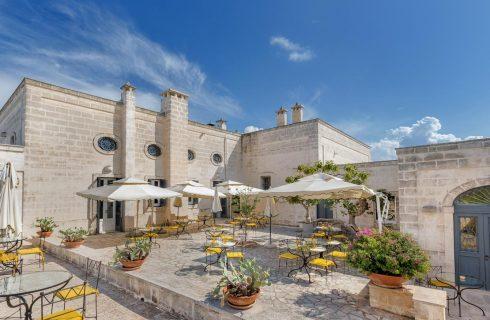 10 masserie in Puglia