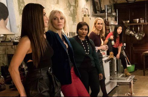 Ocean's 8: trama, cast e recensione del film con Sandra Bullock